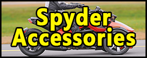 Can-Am Spyder Accessories