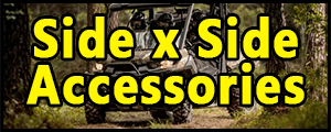 Can-Am SxS accessories